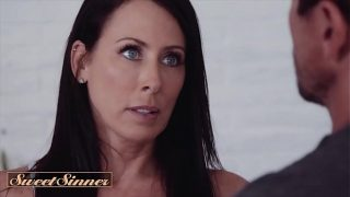 Dilf cheats on his wife with big tit milf – SweetSinner