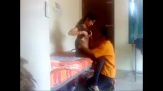 Hidden cam records cheating Ajmer wife with neighbor.WEBM