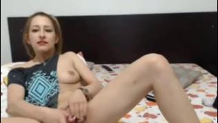 Ripping clothes and Dildo masturabation